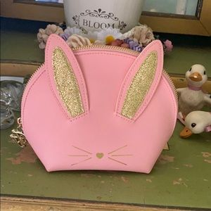Too Faced limited edition bunny bag
